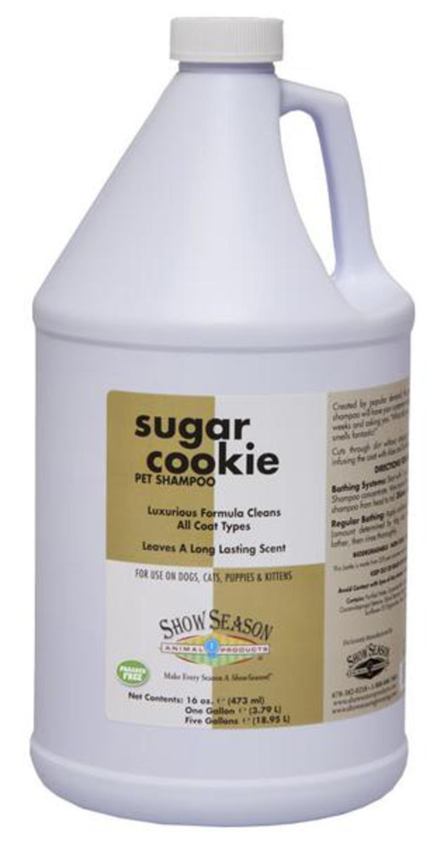 Showseason Sugar Cookie Shampoo